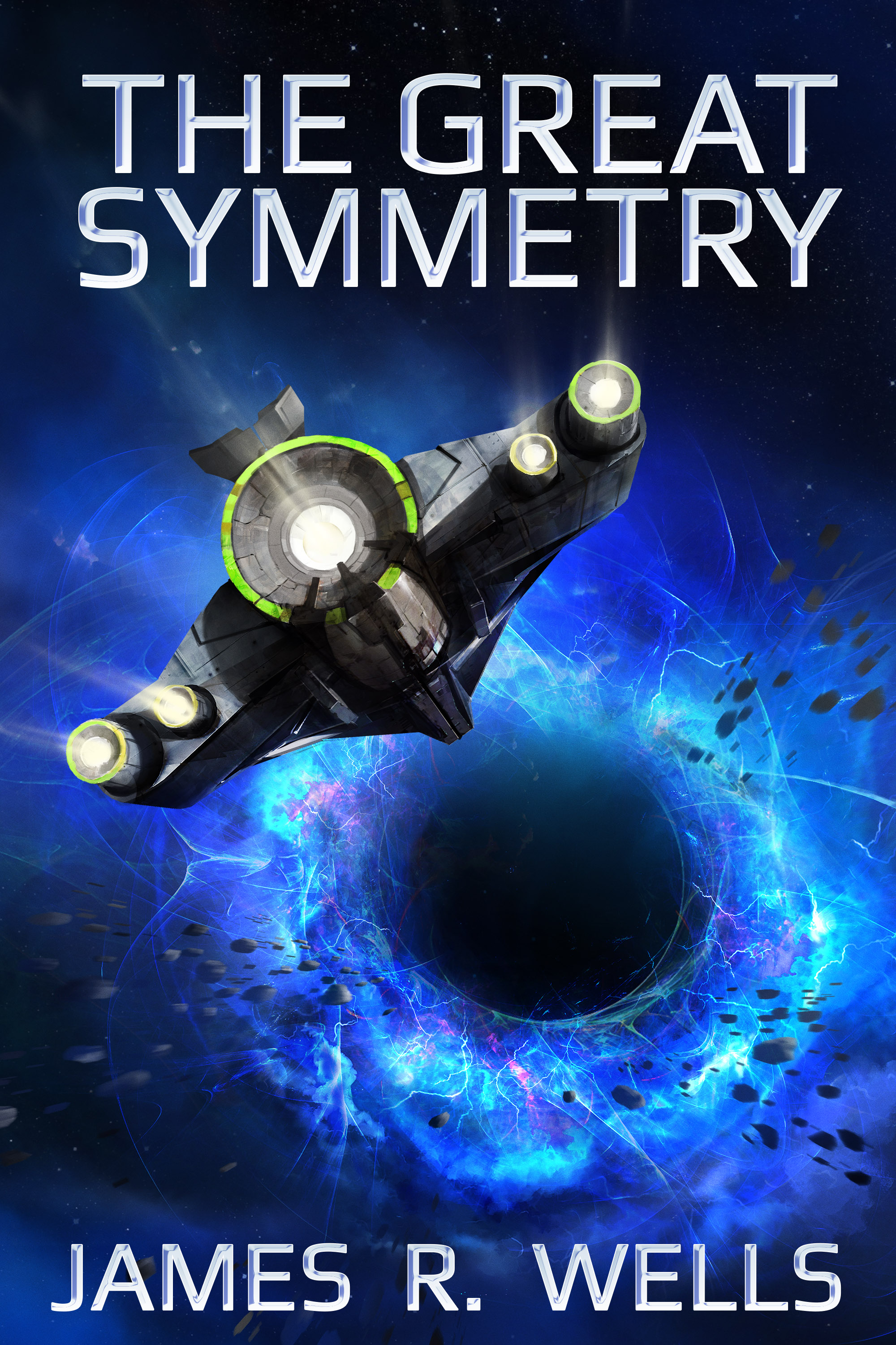 The Great Symmetry Book Cover